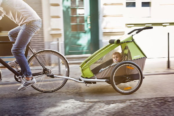 Croozer_Kid_for_1_Fahrrad-Kinder-Anh_nger_meadow_green_sand_grey[1000x700]