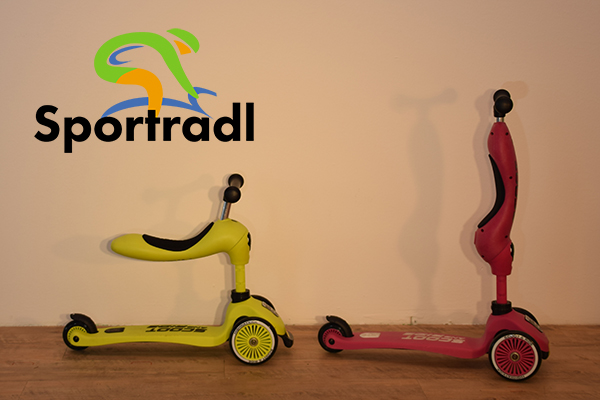 Scoot and Ride Highwaybaby 89€ü