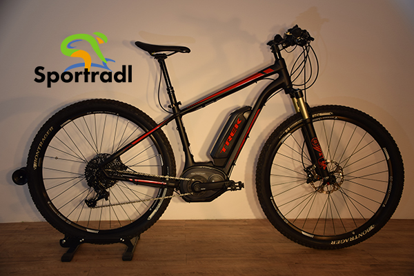 Trek Powerfly+ 9 3999€ü